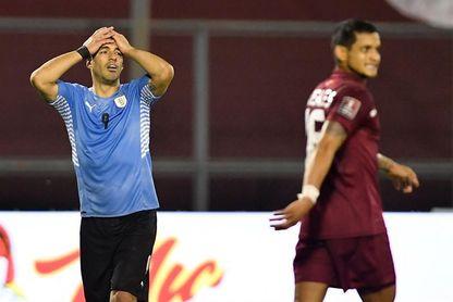 """Suárez: Uruguay no estuvo """"a la altura"""" pero afronta con """"ilusión"""" la Copa"""