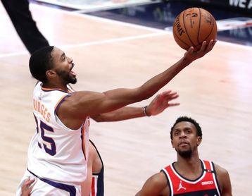 123-98: Los Suns humillan a los Nuggets y se ponen por delante 2-0