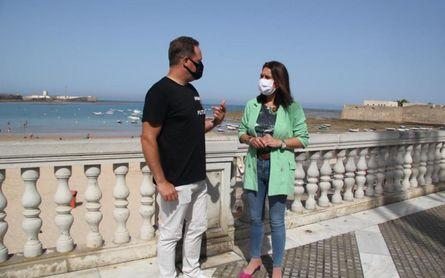 Cádiz acogerá en octubre el Spain Grand Prix Andalucía de SailGP