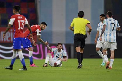 """Guillermo Maripán: """"Lo mejor que puedes hacer contra Messi es pedir ayuda"""""""