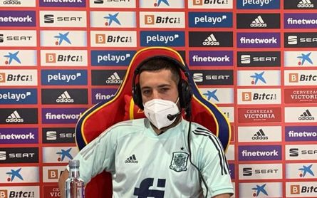 """Jordi Alba: """"Le han visto las orejas al lobo"""""""