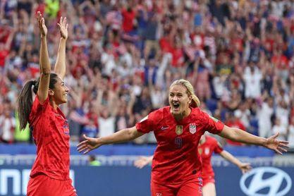 Estados Unidos gana 1-0 a Portugal y alarga a 40 partidos seguidos sin perder