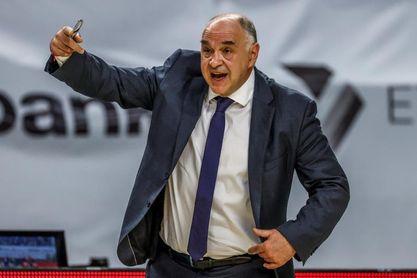 Pablo Laso, entrenador con más triunfos en la historia del Real Madrid