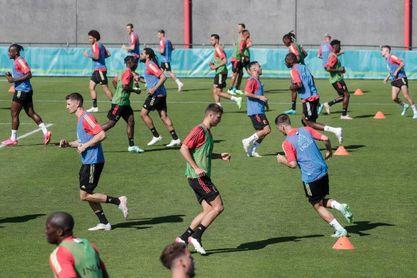 La selección de Bélgica viaja a Rusia sin positivos por Covid-19