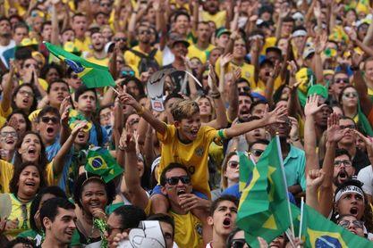 Un sondeo indica que 6 de cada 10 brasileños están en contra de la Copa América