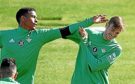 Dos ex y una plusvalía que puede empujar a otra en el Betis