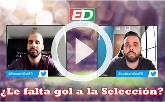 #ElDebateED: ¿Le falta gol a la selección española?