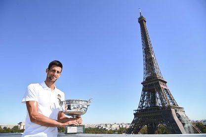 Djokovic, principal atracción en Mallorca, jugará los dobles