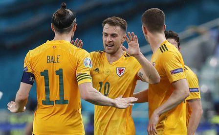 0-2: La sociedad Bale-Ramsey impulsa a Gales y hunde a Turquía