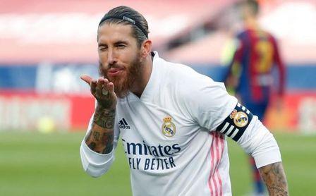 Sergio Ramos abandona el Real Madrid