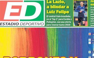 La portada del ESTADIO