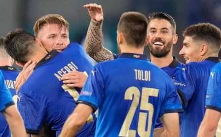 La 'Azzurra' ilusiona a Italia con mejor perspectiva que cuando ganó el Mundial en 2006.