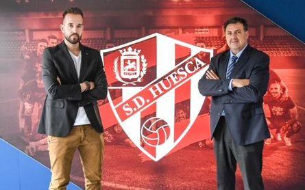Fútbol Emotion, nuevo proveedor oficial de la SD Huesca.