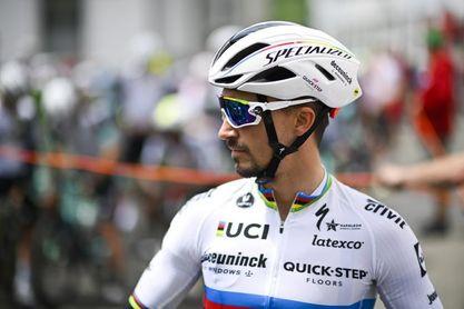 Alaphilippe irá al Tour a ganar una etapa con el maillot arcoíris