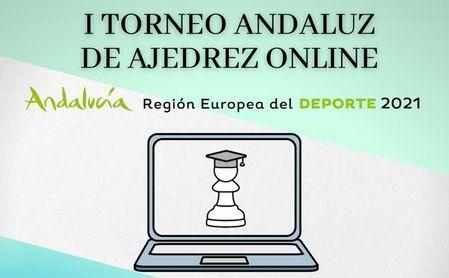 Más de 400 jugadores participarán en el I Torneo Andaluz de Ajedrez Online.