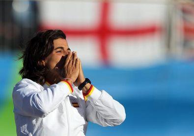 Chourraut, Llorente, Echaniz y Crespo pasan a semifinales del mundial Eslalon