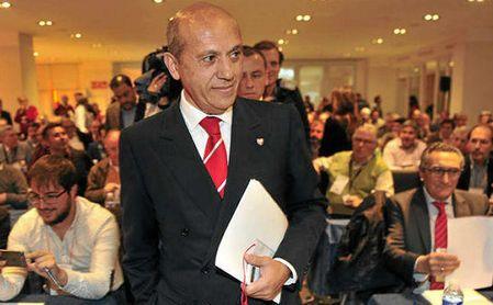 Del Nido podrá votar con sus acciones en la próxima junta del Sevilla.