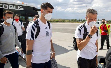 La presión de España, la final de Lewandowski (Previa y posibles onces)