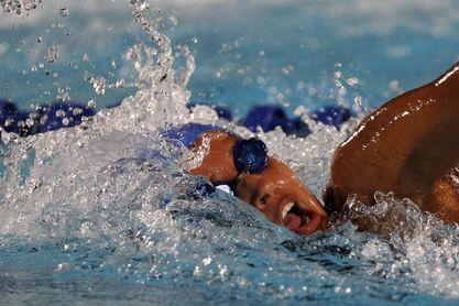 Samantha Arévalo se clasifica a sus terceros Juegos Olímpicos