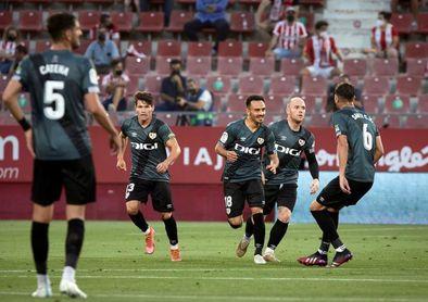 0-2. El Rayo remonta en Girona y regresa al cielo de Primera