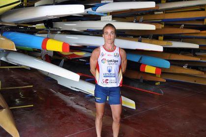 """Isa Contreras: """"Un diploma olímpico sería un éxito, pero lucharé por medalla"""""""