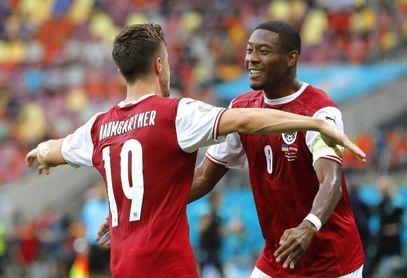 0-1. Austria da la sorpresa y sella un histórico pase a octavos
