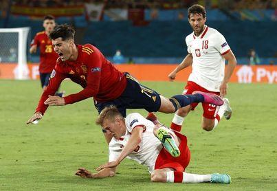 Los contrastes de Morata