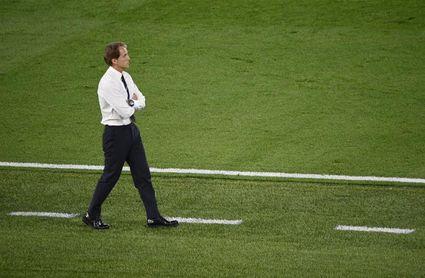 Italia se siente cómoda en Wembley