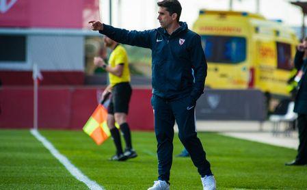 El Sevilla FC apuntala su cantera: Pco Gallardo, renovado