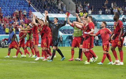 0-2. Pleno belga ante una heroica Finlandia