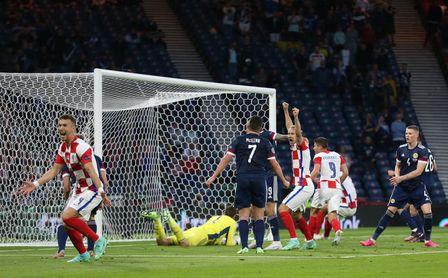 3-1: Modric conduce a Croacia a octavos