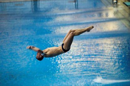 La FINA confirma la plaza olímpica de Alberto Arévalo
