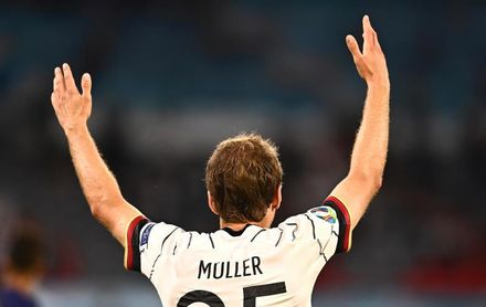 Löw decidirá la alineación de Thomas Müller poco antes del partido
