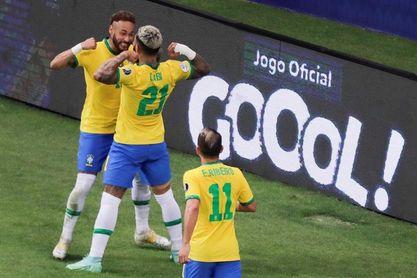 Neymar quiere prolongar la racha imparable de Brasil