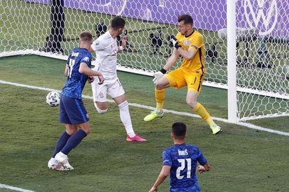 0-5. España resurge, Croacia espera