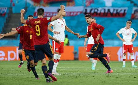 El despertar de Morata y Gerard en la Eurocopa: un 0-6 para España cotiza como el 1-0 para Eslovaquia