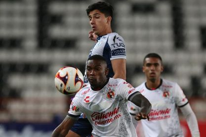 El extremo colombiano Fabián Castillo ficha por el Juárez