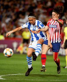 Kiana Palacios, de Real Sociedad, lidera lista de México que retará a EE.UU.