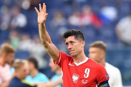"""Lewandowski: """"Cambiaría los goles por la clasificación para octavos"""""""