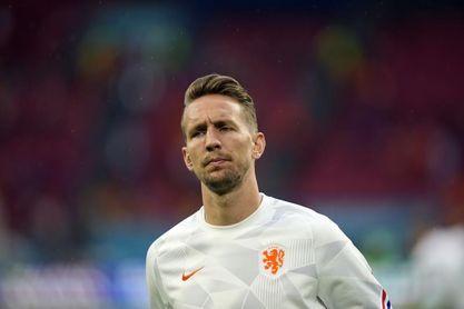El sevillista Luuk de Jong se perderá el resto de la Eurocopa por lesión
