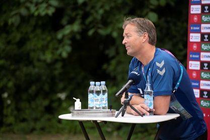 Kasper Hjulmand, entre Simeone y Guardiola
