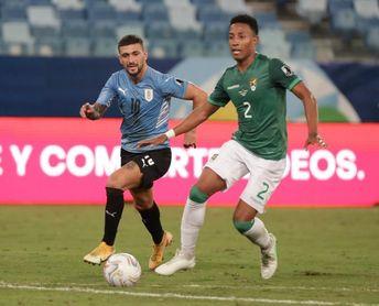 0-2. Uruguay sella su pase a cuartos con una victoria ante Bolivia