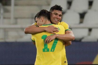 Brasil comienza a prepararse para su partido con Ecuador
