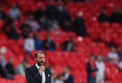 Inglaterra espera a Alemania con Ed Sheeran de fondo