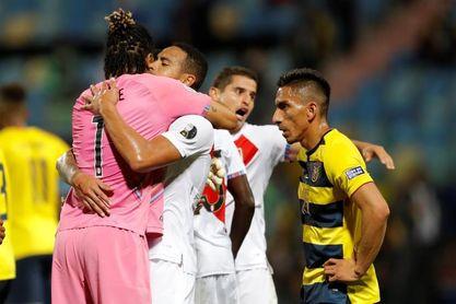 Con sabor agridulce por el empate con Ecuador, Perú prepara el duelo con Venezuela