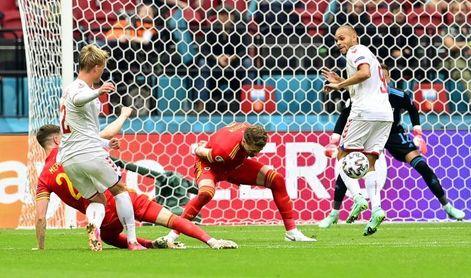 0-4. Dinamarca golea a Gales y espera rival en cuartos