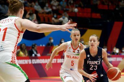 61-73. Francia llega a la final sin desgastarse