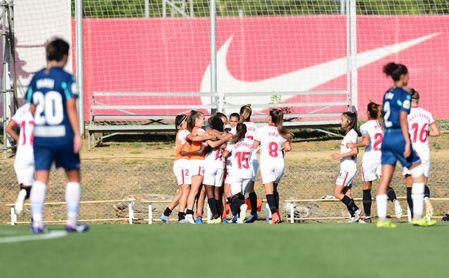 2-1: Remontada del Sevilla FC Femenino para abrochar bien el curso