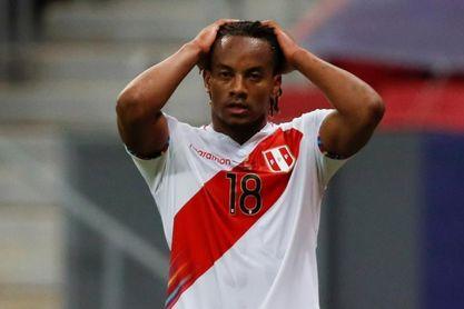 """André Carrillo pide ir """"paso a paso"""" tras la victoria de Perú ante Venezuela"""