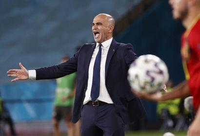 Bélgica cuenta con que Roberto Martínez se quede hasta el Mundial de Catar